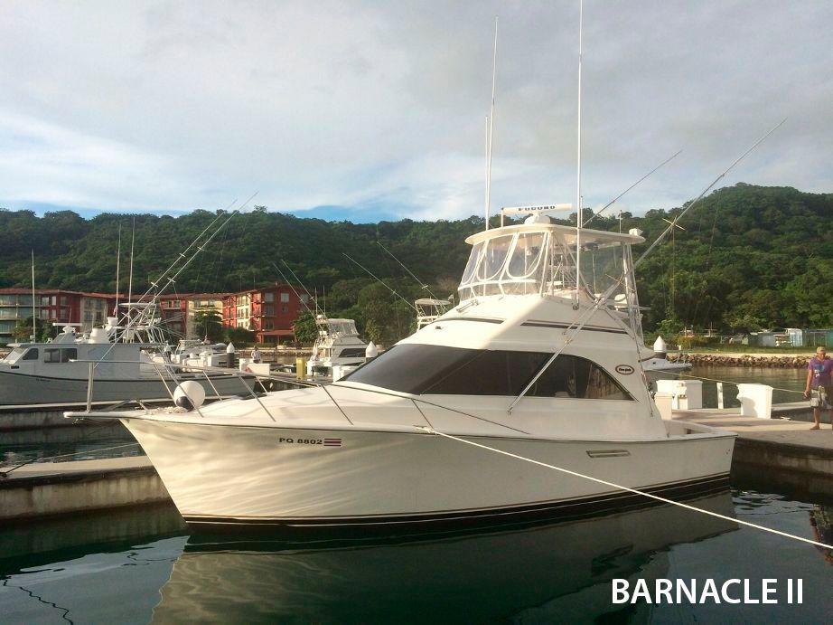 Barnacle II boat