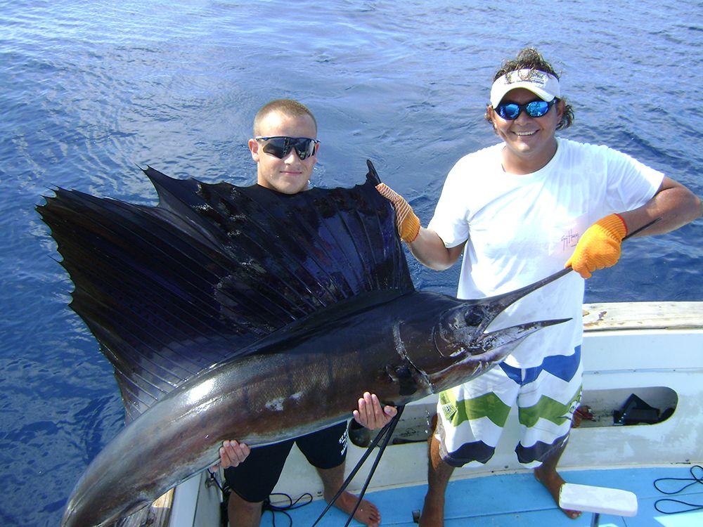 Papagayo Fishing Charters - Guanacaste, Costa Rica
